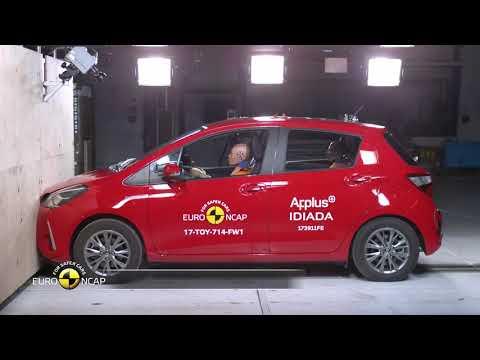 NCAP: Toyota Yaris