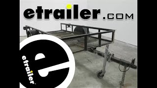 Installation Of The Optronics Submersible Trailer Light Kit - Etrailer.com