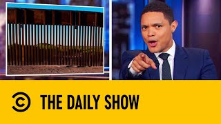 American life expectancy increases, parts of President Trump's border wall get knocked down by wind, and Minnesota cops discover a million dollars in fake one-dollar bills.  Subscribe to Comedy Central UK: http://bit.ly/1gaKaZO Check out the Comedy Central UK website: http://bit.ly/1iBXF6j  Get social with Comedy Central UK: Twitter:  https://twitter.com/ComedyCentralUK Facebook: https://www.facebook.com/comedycentraluk