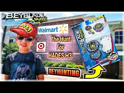 Beyblade Burst Turbo Toy Hunting at Target & Walmart - The