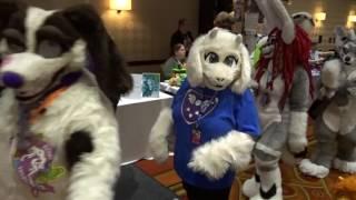 Confuzzled 2017 Fursuit parade