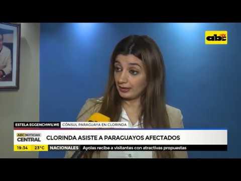 """Clorinda asiste a paraguayos: """"la prioridad es la gente"""""""