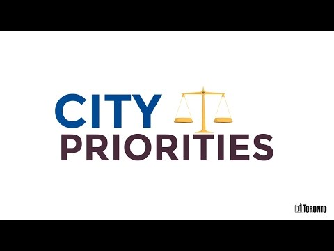 City Priorities Video