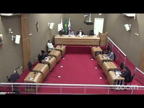 Reunião Ordinária (01/03/2021) - Câmara Municipal de Arcos