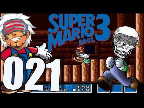 Herr Ludwig, was machen sie da? - Super Mario Bros. 3 [21] [Together]