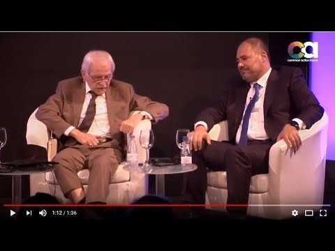 Summary of the CAF2017 Opening: 'The Limits to Inequality', with Wadah Khanfar & Antonio Escohotado