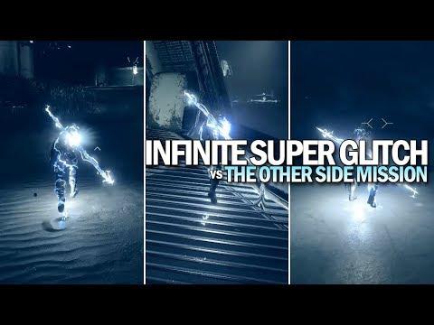 Infinite Super Glitch vs The Other Side Mission [Destiny 2]