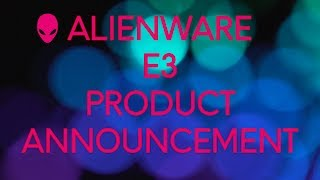 Missed our PreE3 2017 Product Announcement Dont worry Catch up now on