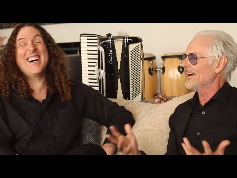 Michael Des Barres Interviews Weird Al Yankovic at Home
