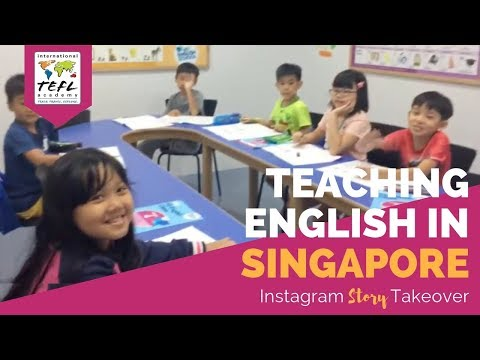 , title : 'Teaching English in Singapore with Brittany Shultz - TEFL Day in the Life