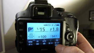 07. How To Set Exposure Compensation On Nikon D3300
