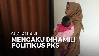 Suci Datangi Kantor DPRD Minta Politisi PKS Tanggung Jawab, Ungkap Hubungan Siri hingga Punya Anak