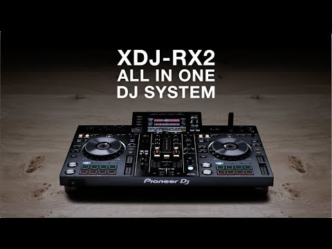 PIONEER XDJ-RX2 PERFORMANCE DJ CONTROLLER REKORDBOX DJ SYSTEM WITH