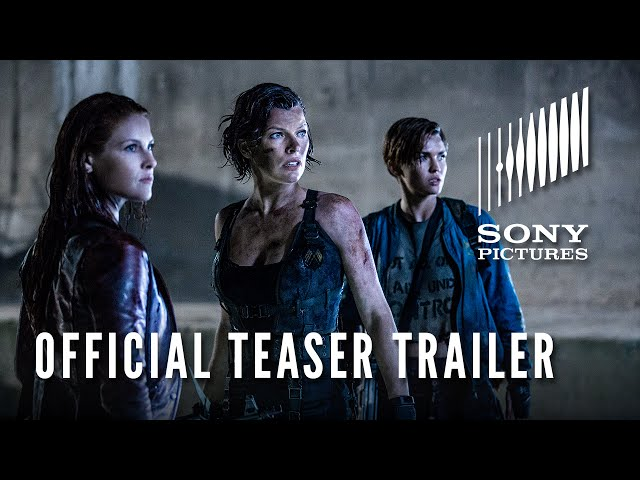 RESIDENT EVIL: THE FINAL CHAPTER - Official Teaser Trailer