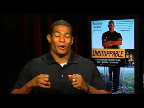 Anthony Robles Great Interview