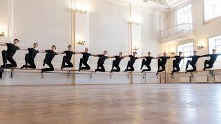 Репетиция концертной программы. Балет Игоря Моисеева.