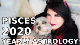 Pisces Yearly Astrology Horoscope Forecast 2020