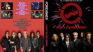 Foreigner  -  Angel Tonight