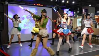 仮面女子候補生 立川アレアスタジオ 2017/06/23 一部後半