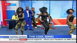 The Cool Band,Known for performing Ohangla