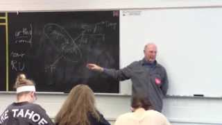Crime and Punishment - Lecture - Professor Michael Katz - Jan. 2015