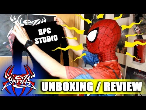 ¡UNBOXING del MEJOR TRAJE DE SPIDERMAN!