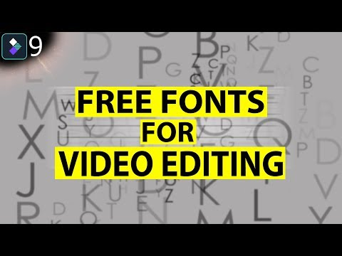 FILMORA 9 | HOW TO | DOWNLOAD STYLISH FONTS FOR VIDEO EDITING | INSTALL FREE FONTS TUTORIAL [HINDI]