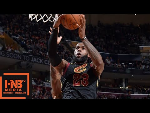 Cleveland Cavaliers vs Milwaukee Bucks Full Game Highlights / March 19 / 2017-18 NBA Season