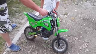 49cc mini kids dirt bike