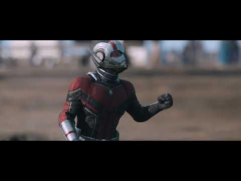 《蟻人與黃蜂女》超爆笑電視廣告