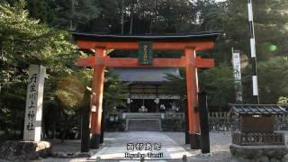 丹生川上神社 Niu Kawakami Jinja (平成23年8月29日)