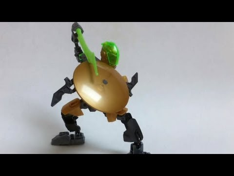 Vidéo LEGO Hero Factory 44002 : Rocka