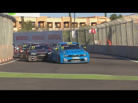 WTCR - Marruecos/ Carrera 3 highlights