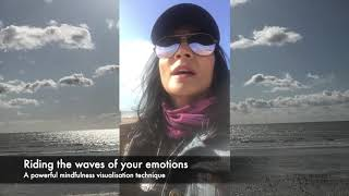 Ride the waves of your emotions