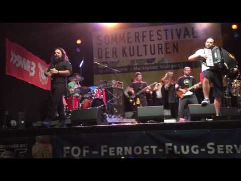 Riserva Moac live in Stuttgart