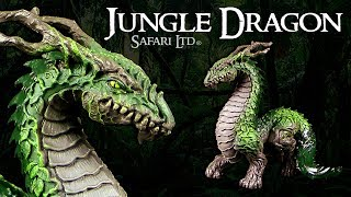 Safari Ltd. ® Jungle Dragon / Dschungeldrache - Unpacking & Review