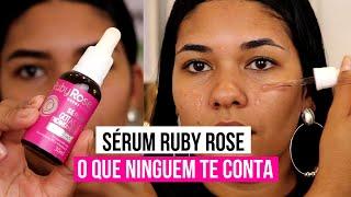 Resenha Sérum Ruby Rose