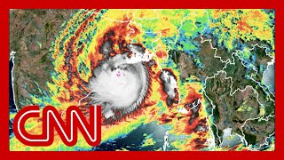 Cyclone Amphan makes landfall forcing millions to evacuate