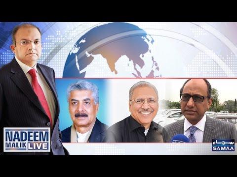 Imran Khan Ka Bara Elaan | Nadeem Malik Live | SAMAA TV | 24 April 2017