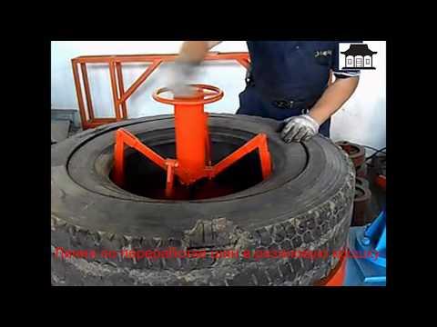 Линия по переработке шин в резиновую крошку