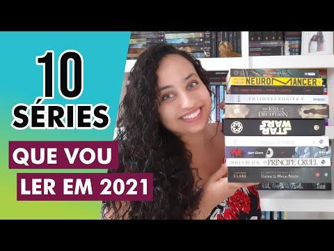 As 10 séries literárias que vou ler em 2021| Karina Nascimento | Paraíso dos Livros
