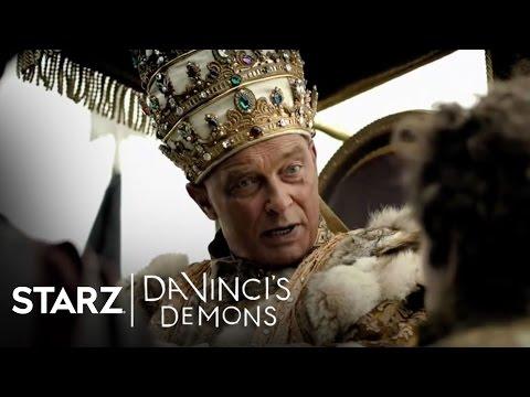 Da Vinci's Demons Season 2 (Promo 'The Evolution of Lucrezia and Pope Sixtus')