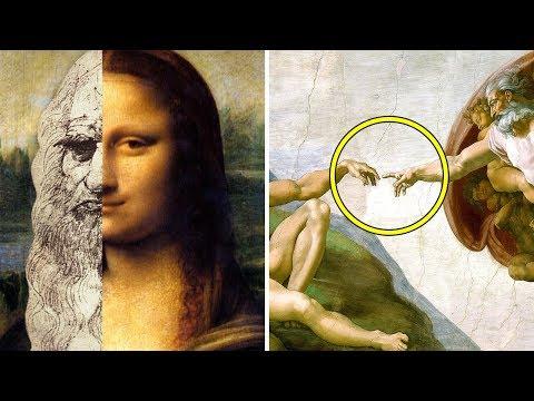 Enthüllung der Geheimnisse der populärsten Gemälde!
