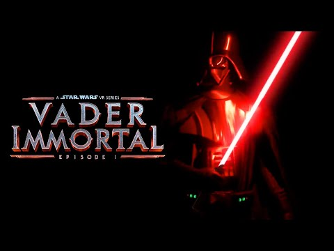 Vader Immortal: A Star Wars VR Series- Episode I Official Trailer thumbnail