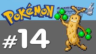Venonat  - (Pokémon) - ► Pokemon: Soul Silver #14 - Muerde el Venonat! (Let's Play en Español)