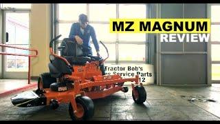 REVIEW MZ Magnum BadBoy Zero Turn Mower
