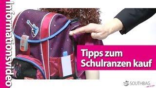 Schulranzen: darauf sollten Sie beim Kauf einer Schultasche achten