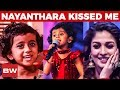 """""""Nayanthara Kissed me!""""- Sun Singer Title winner Ananya's cute musical Interview 
