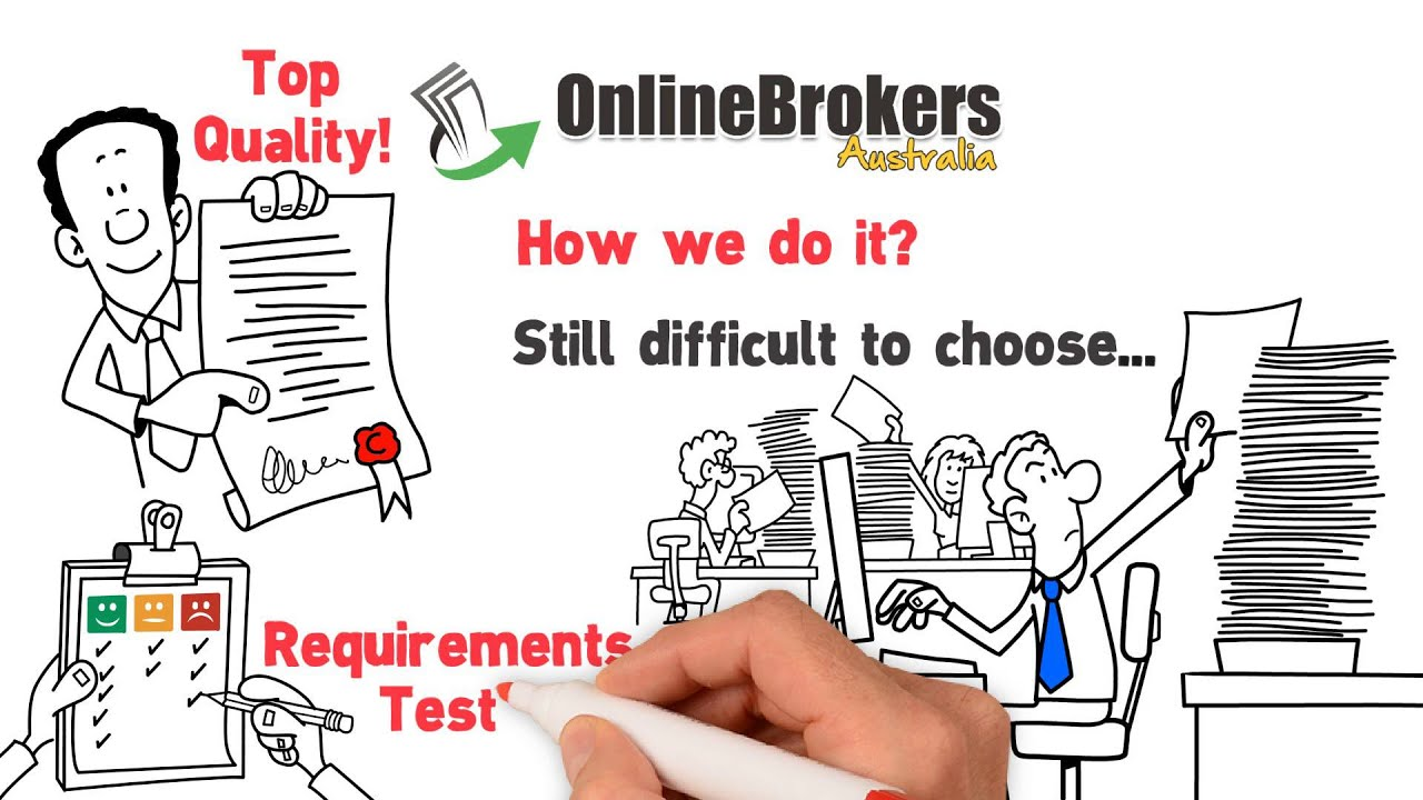 Online Brokers Australia