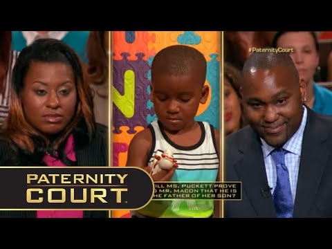 2 Women Both Name Their Sons Jr. After Man But He Denies One (Full Episode) | Paternity Court